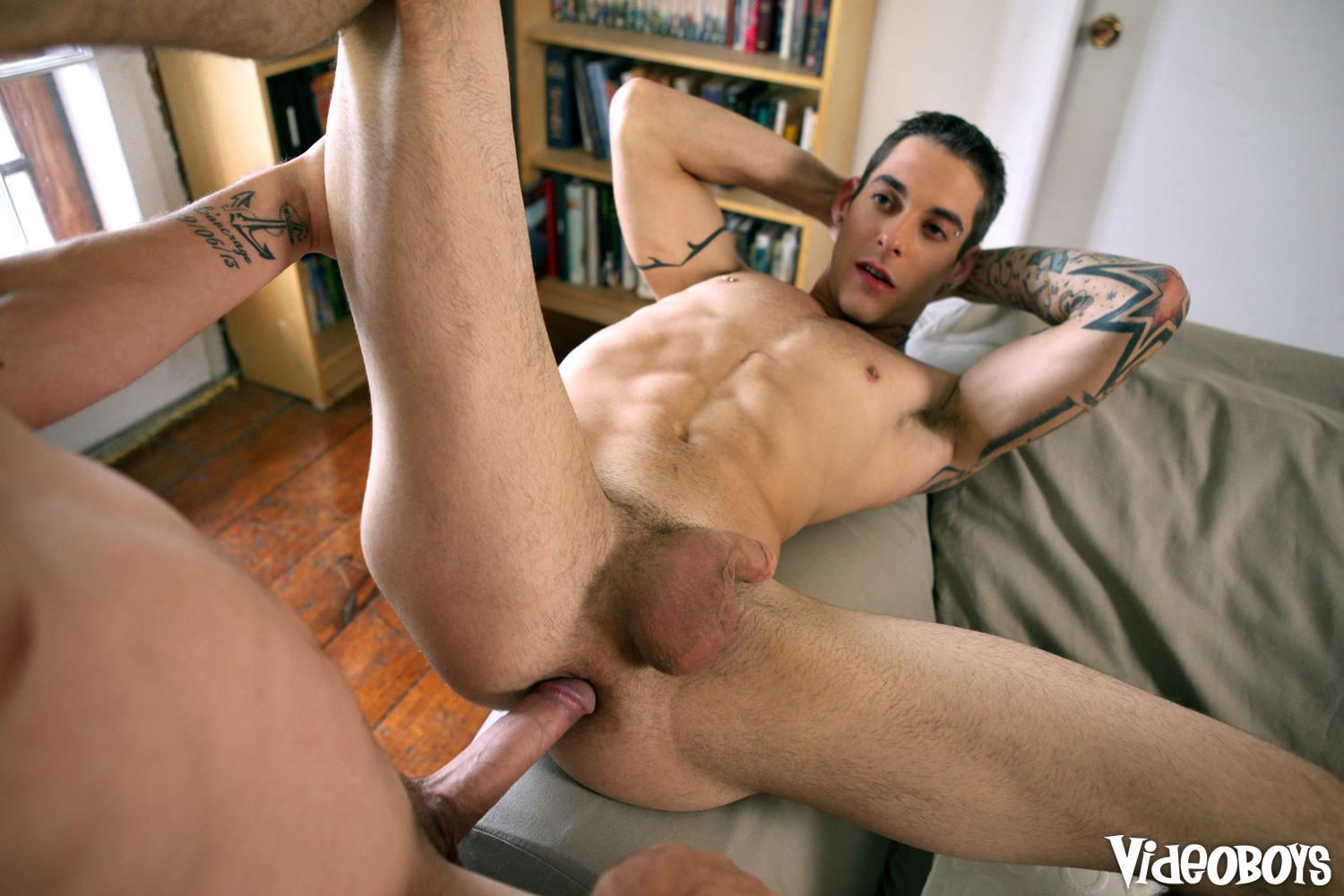 Videoboys-Ben-Rose-and-Jimmy-Little-big-cock-twinks-fucking-Amateur-Gay-Porn-21 Jimmy Little and Ben Rose: Twink Gets His Ass Worked Good
