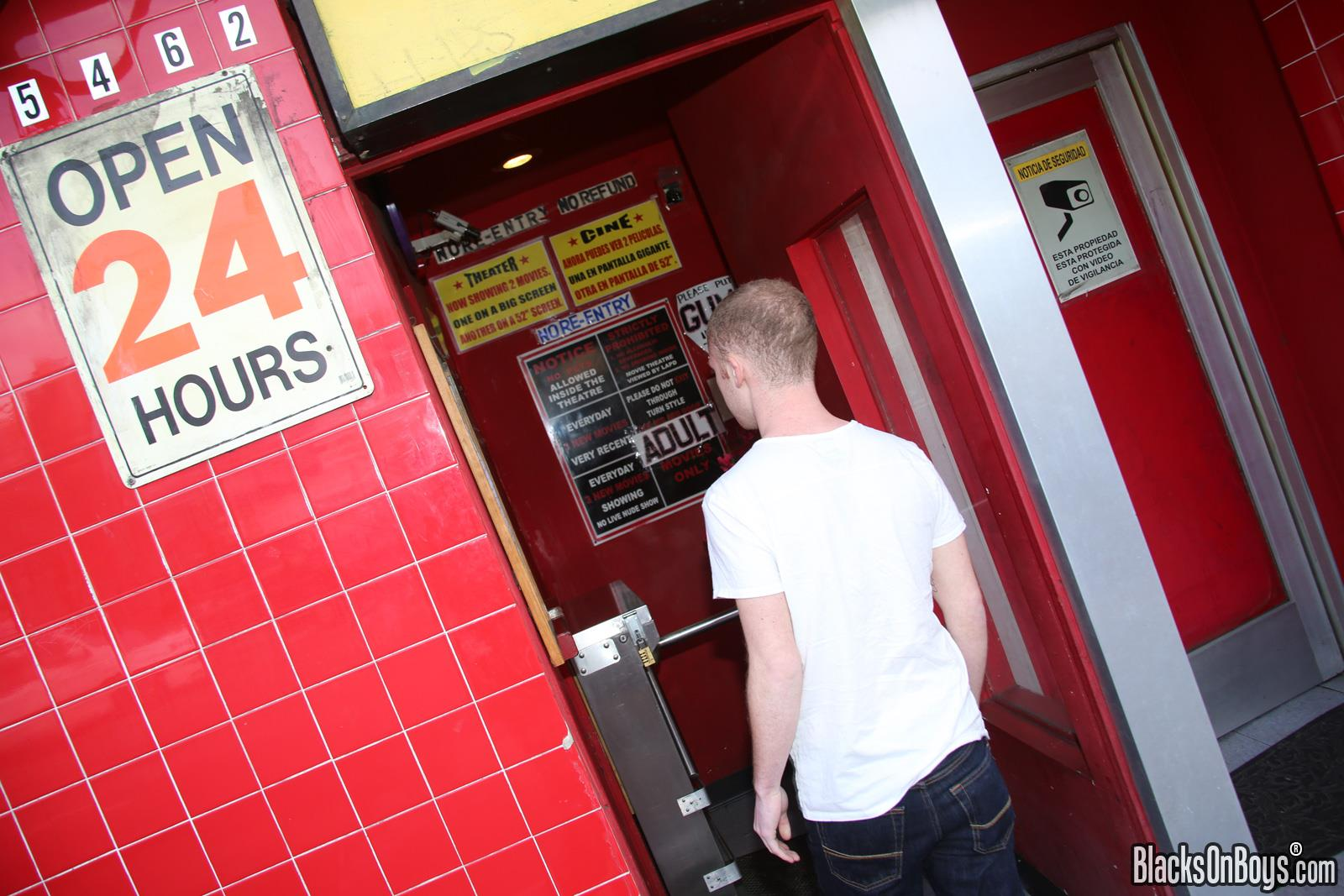 Blacks-On-Boys-Aiden-Connor-Straight-Twink-Takes-His-First-Black-Cock-Amateur-Gay-Porn-01 Straight Twink Takes His First Black Cock Up The Ass At An Adult Bookstore