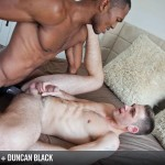 "Lucas-Entertainment-Kings-Of-New-York-Season-2-Sean-Sean-Xavier-and-Duncan-Black-Interracial-Fucking-Big-Black-Cock-Amateur-Gay-Porn-19-150x150 White Hunk Takes A 12"" Black Cock Up His Ass and Eats A Load"
