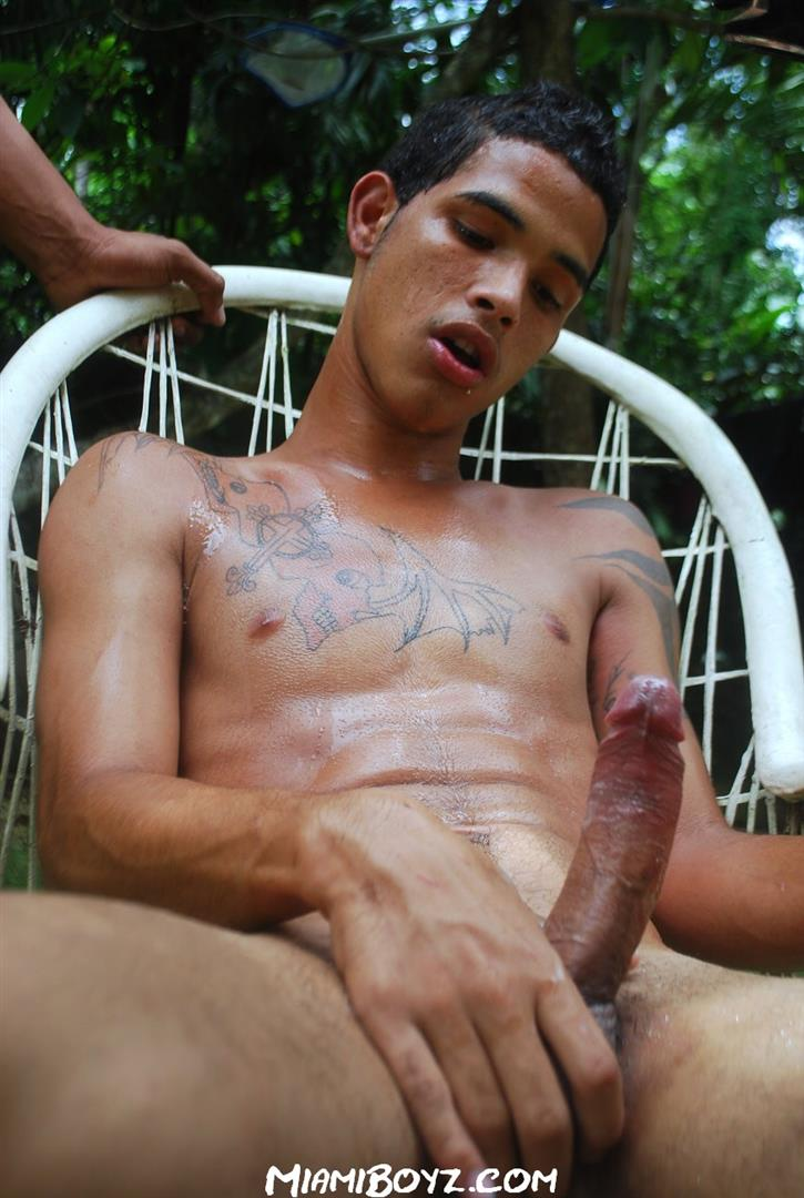 Miamiboyz-Edgar-and-Chico-Latino-Twinks-With-Huge-Cocks-Big-Cum-Shot-Amateur-Gay-Porn-53 Amateur Bi Latino Twink Sucks His Straight Latin Buddies Huge Uncut Cock
