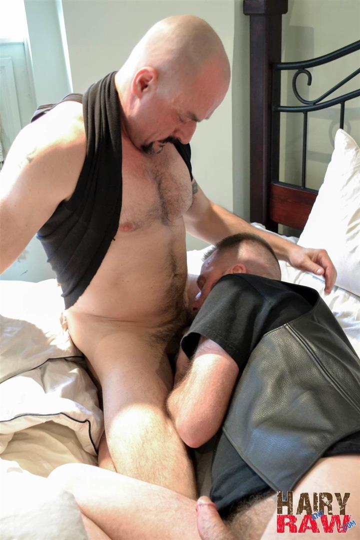 Hairy-and-Raw-Troy-Collins-and-CanaDad-Masculine-Hairy-Daddies-Fucking-Bareback-Amateur-Gay-Porn-08 Hairy Masucline Daddies Flip Flop Fucking Bareback