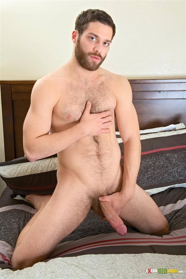Extra Big Dicks Tommy Defendi Hairy Muscle Guy Jerking Off Amateur Gay Porn 08 Hairy Muscle Stud Tommy Defendi Jerking Off His Big Thick Cock