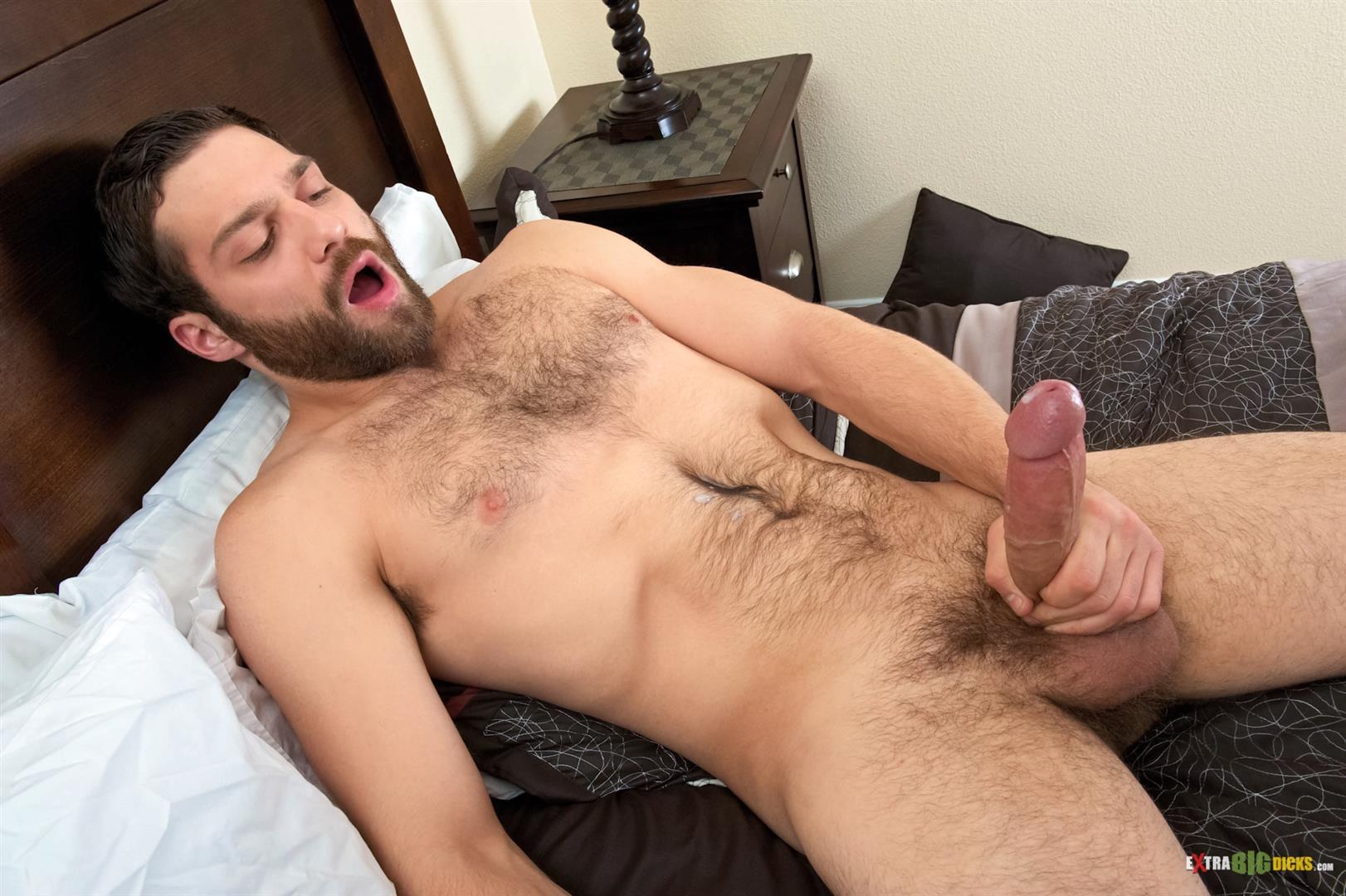 Extra Big Dicks Tommy Defendi Hairy Muscle Guy Jerking Off Amateur Gay Porn 14 Hairy Muscle Stud Tommy Defendi Jerking Off His Big Thick Cock