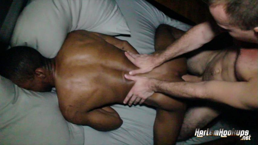 Interracial hookup black girl white guy