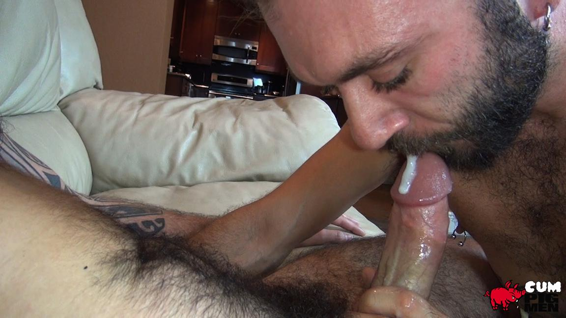 Cum-Pig-Men-Ethan-Palmer-and-Cam-Christou-Sucking-Cock-and-Eating-Cum-Amateur-Gay-Porn-30 Sucking A Load Of Cum Out Of Cam Christou