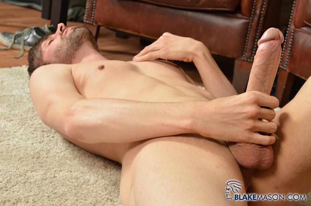 Blake-Mason-Ryan-Mason-British-Guy-Stroking-His-Huge-Uncut-Cock-Cum-Amateur-Gay-Porn-15 Ryan Mason Stroking A Load Out Of His Big Uncut Cock