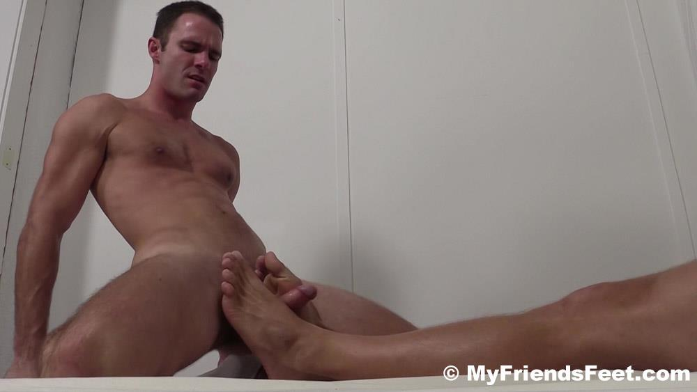 My Friends Feet Sebastian Young and Cameron Kincade Male Feet Worship Fetish Amateur Gay Porn 18 Sebastian Young Gets His Feet Worshipped While He Jerks Off