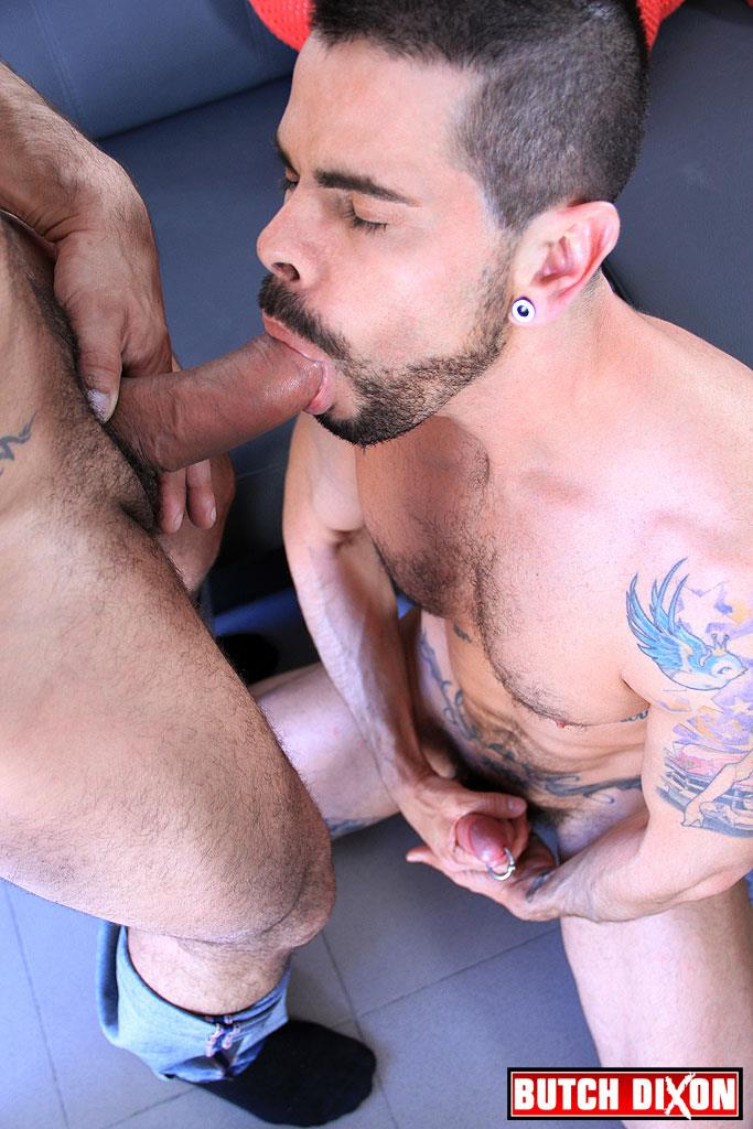 Butch Dixon Max Toro and Mario Dura Spanish Muscle Guys Bareback Fuck Amateur Gay Porn 17 Max Toro Barebacking A Spanish Hunk With His Big Uncut Cock