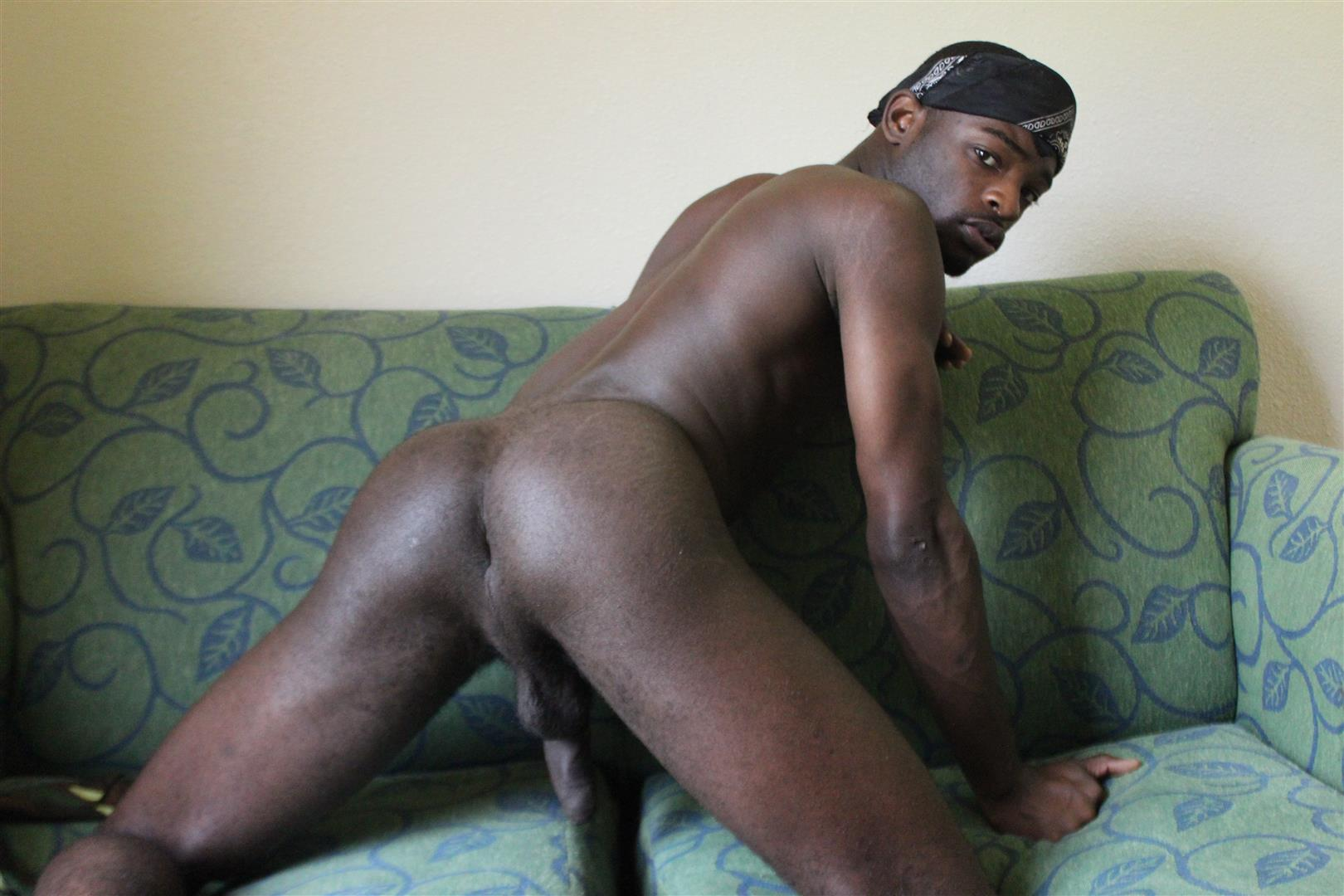 Traphouse Boys Brown and Carlos Big Black Cock Bareback Amateur Gay Porn 03 DL Thugs Barebacking With Their Big Uncut Black Dicks