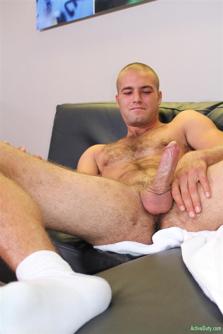 Active Duty Sean Naked Army Soldier With A Thick Cock Amateur Gay Porn 09 27 Year Old Straight Army Soldier Jerks His Big Thick Cock