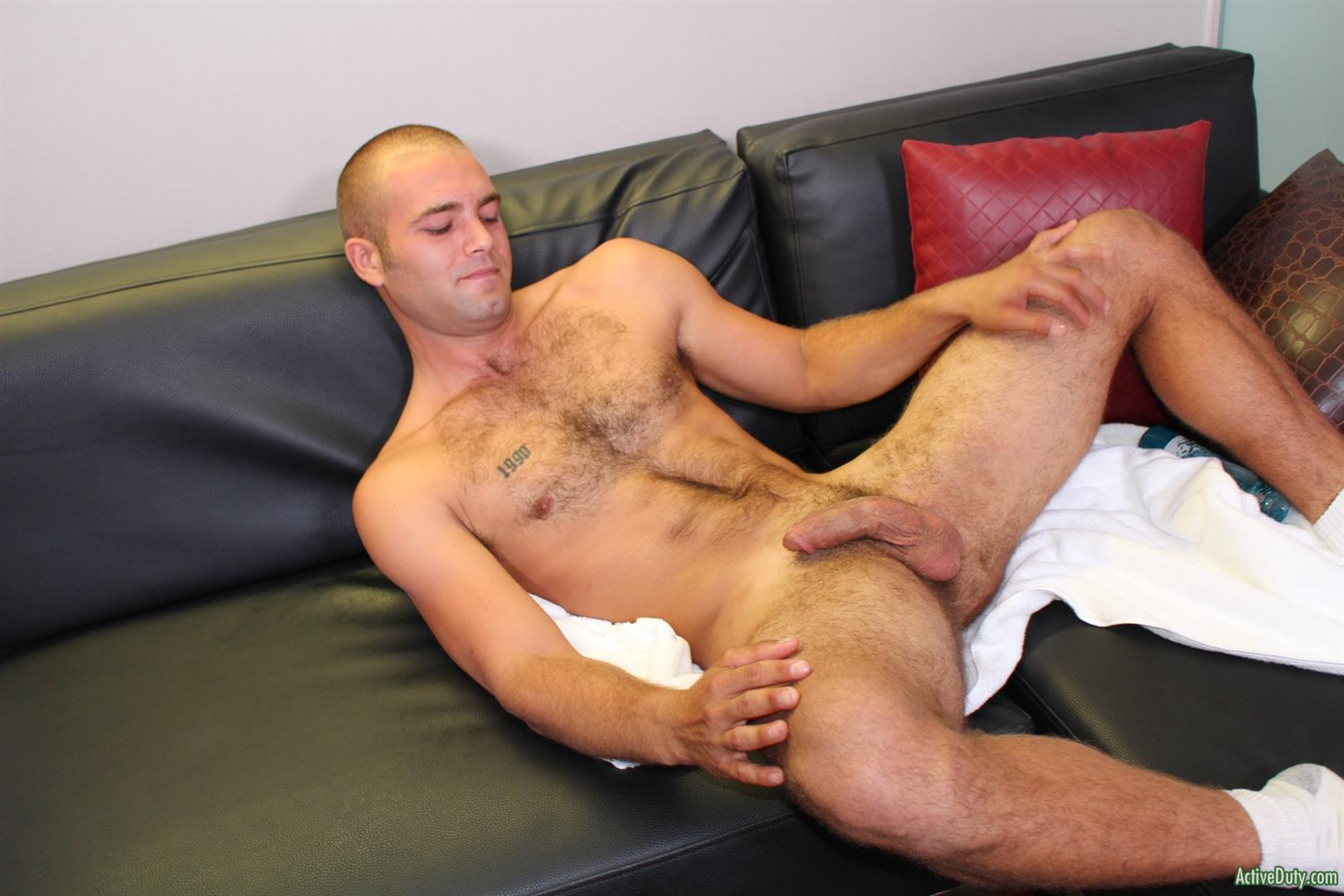 Active Duty Sean Naked Army Soldier With A Thick Cock Amateur Gay Porn 12 27 Year Old Straight Army Soldier Jerks His Big Thick Cock