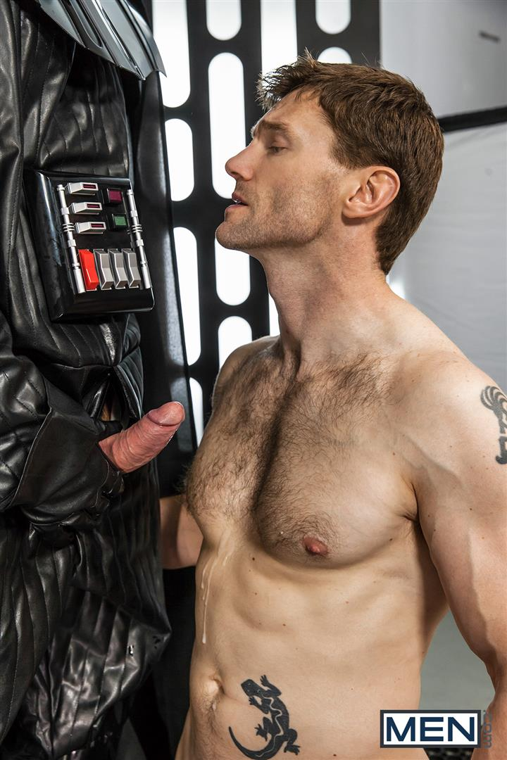 Men-Dennis-West-Gay-Star-Wars-Parody-XXX-Amateur-Gay-Porn-45 Who Knew that Darth Vader Likes To Fuck Man Ass?