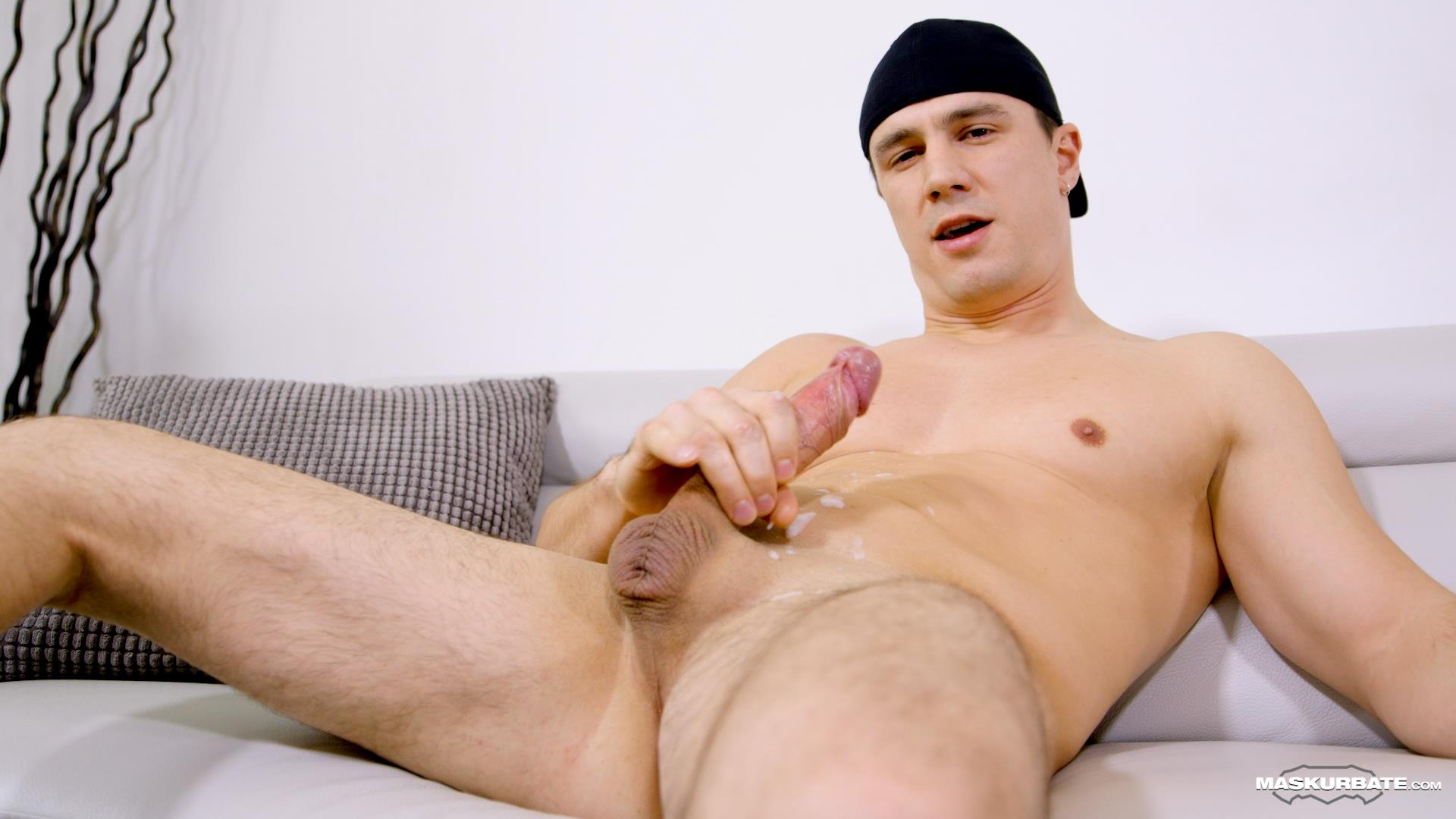 Maskurbate Ricky Muscl Jock Stroking His Big Uncut Cock Amateur Gay Porn 13 Smooth Muscle Jock Stroking His Big Uncut Cock