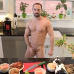 Maskurbate-Muscle-Hunk-With-A-Big-Uncut-Cock-Jerking-Off-Amateur-Gay-Porn-06-150x150 The Naked Chef Jerks His Big Uncut Cock In The Kitchen