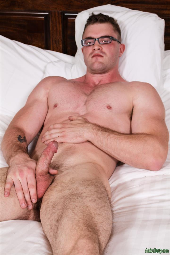 Active Duty Scott Ambrose Muscle Naked Marine Jerking Off Amateur Gay Porn 11 Hairy Muscular American Marine Jerks His Thick Cock