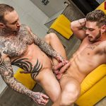 Lucas-Entertainment-Josh-Rider-and-Dylan-Naked-Tatted-Bareback-James-Amateur-Gay-Porn-37-150x150 Dylan James Barebacking Josh Rider In The Gym Shower