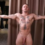 Active-Duty-Owen-Steal-Naked-Muscular-Marine-Jerking-Off-Big-Cock-09-150x150 Naked Hung Muscular Marine Jerks His Big Hard Cock